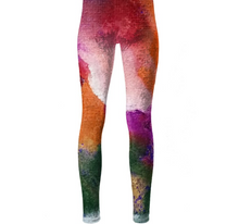 Load image into Gallery viewer, 'Colour Me Up' High Waisted Women's Leggings