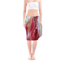 Load image into Gallery viewer, 'Red' Heaven' Women's Designer Sarong