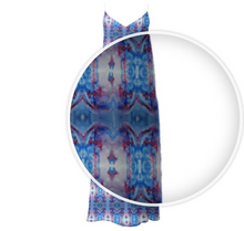 Load image into Gallery viewer, 'Bluebell' Women's Elegant Slip Dress