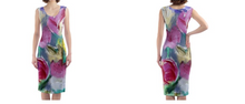 Load image into Gallery viewer, 'Mother's Love' Woman's Designer Bodycon Dress