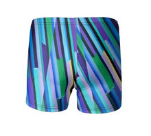 Load image into Gallery viewer, Men's Fitted Swimming Trunks