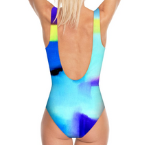 Load image into Gallery viewer, 'Oceanic Dreams' Woman's Bespoke Swimwear