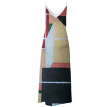 Load image into Gallery viewer, 'Kiss Me' Woman's Designer Slip Dress