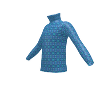 Load image into Gallery viewer, 'Hermes' Men's Roll Neck Jumper