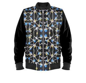 'Genetic' Men's Bomber Jacket