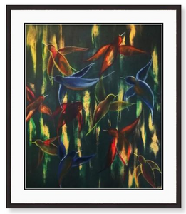 'Rise Above' Giclee Art Print