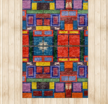 Load image into Gallery viewer, 'Holi' Luxury Handmade Rugs