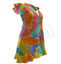 Load image into Gallery viewer, 'Mindy' Women's Tea Dress
