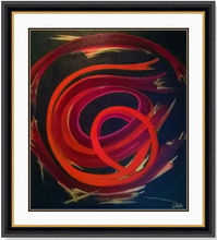 Load image into Gallery viewer, 'Starburst' Limited Edition Giclee Art Print
