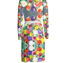 Load image into Gallery viewer, 'Belle' Women's Wrap Dress