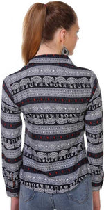 Load image into Gallery viewer, Tribal Print Shirt