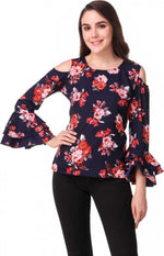 Load image into Gallery viewer, Springdale floral top