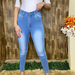Load image into Gallery viewer, Cypress high waist skinny jeans