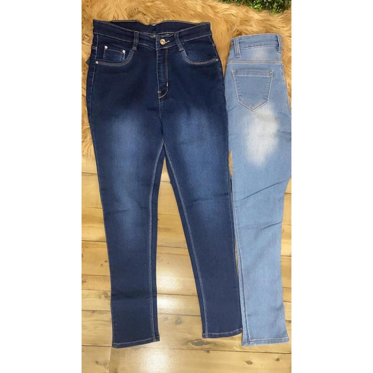 Cypress high waist skinny jeans