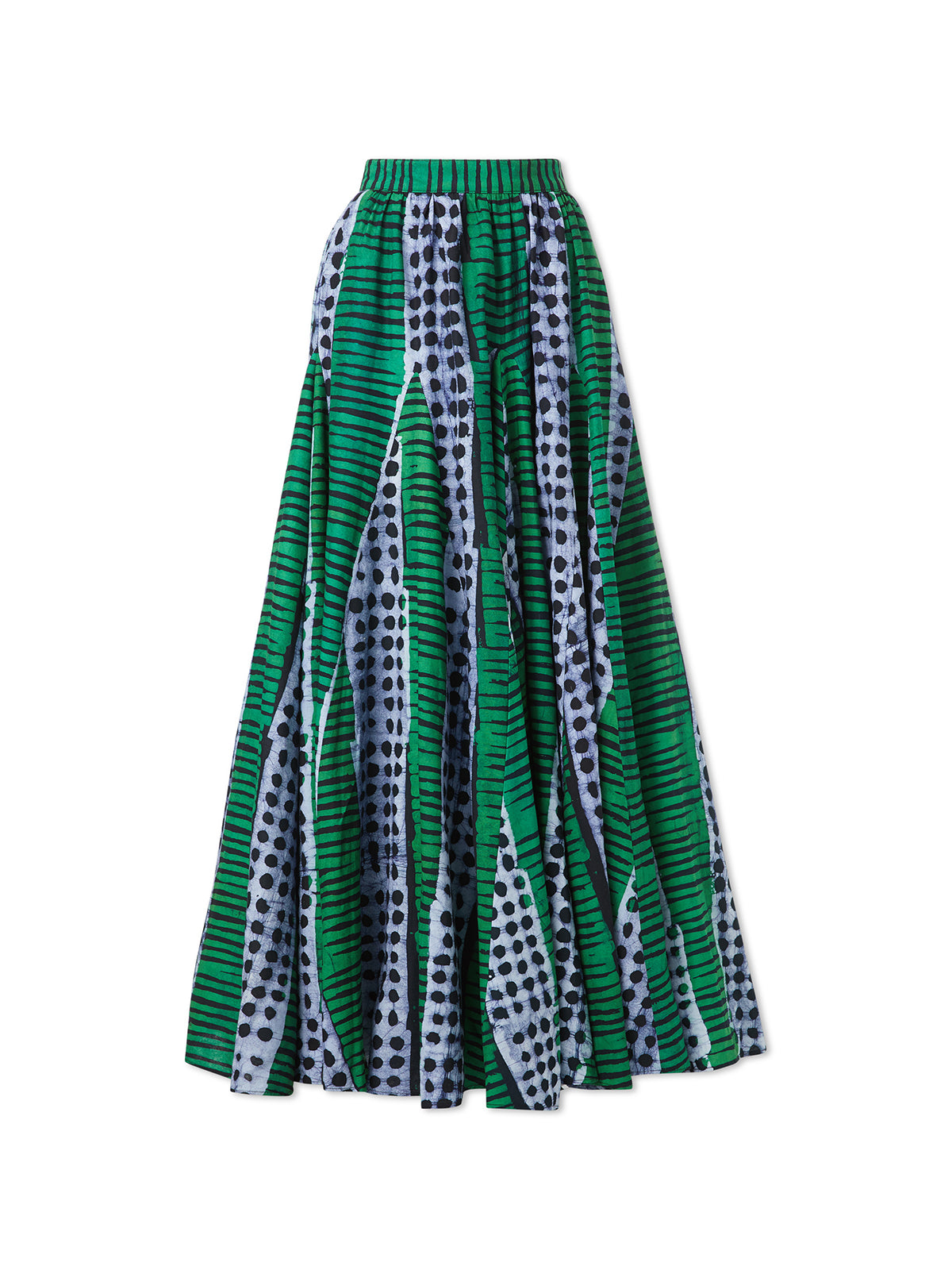 Green Aggie Alicia Skirt
