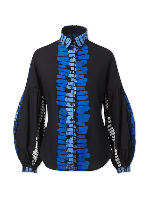 Blouson Ladder Shirt