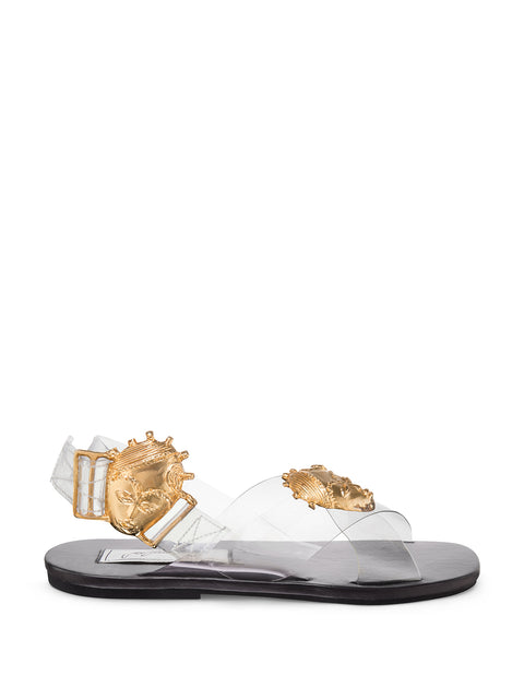 Clear Fah Regal Sandals