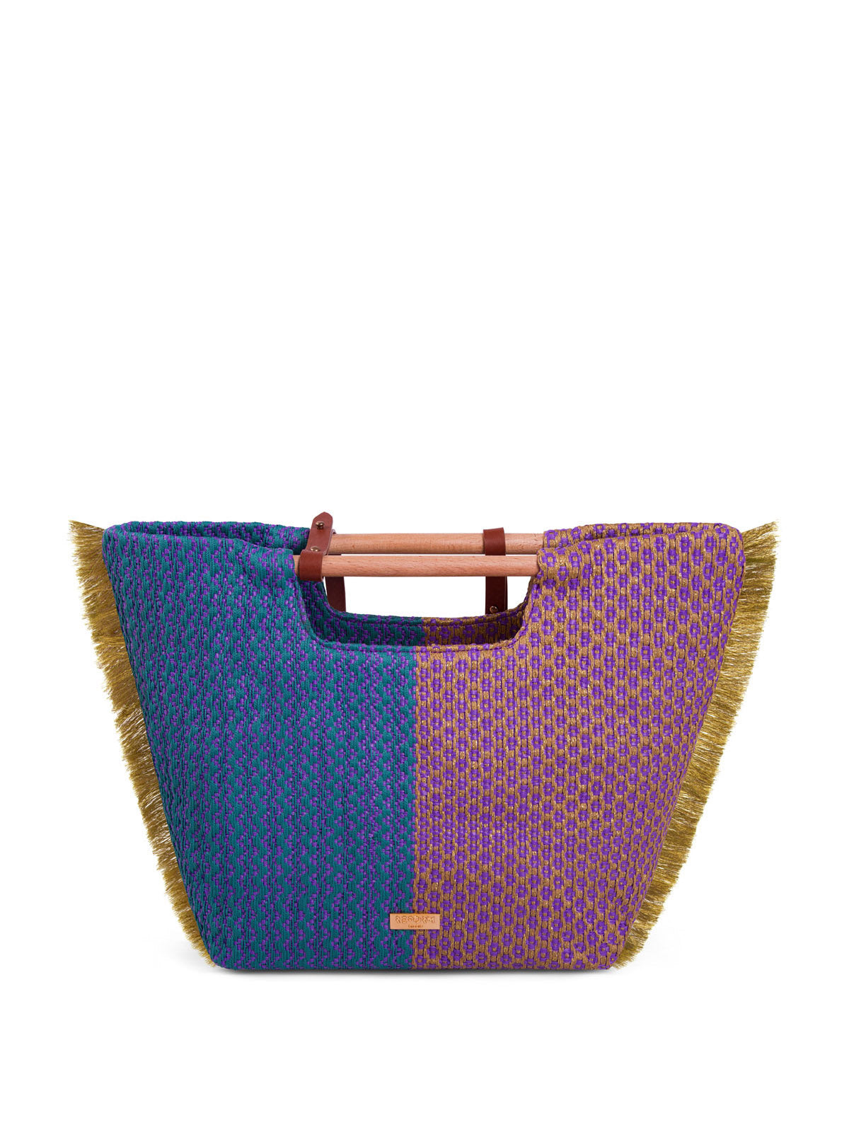 Two-tone Nomadic Beach Bag