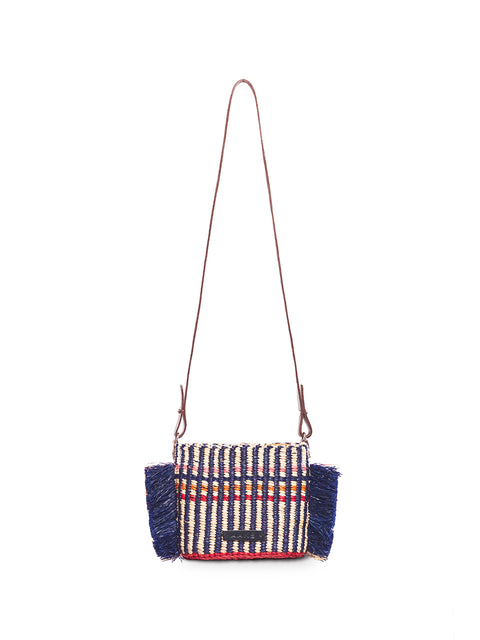 Hana Mini Stripe Bag