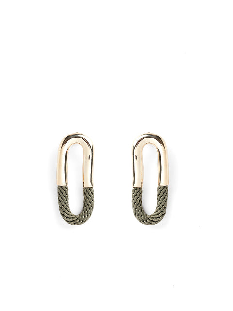 Olive Cantadora Earrings
