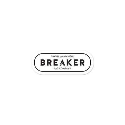 Breaker Pill Sticker