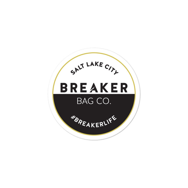 Round BreakerLife Sticker
