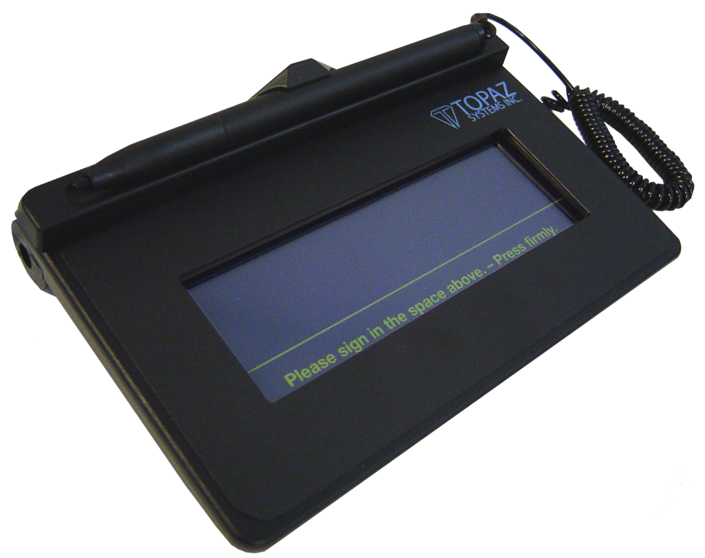 USB Signature Pad