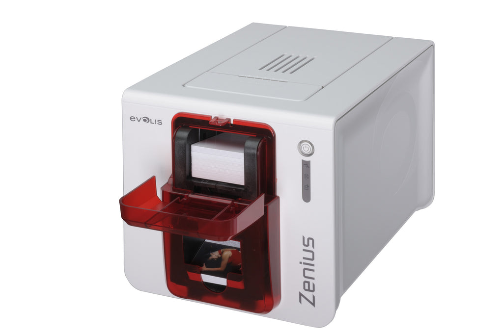 Zenius Desktop Plastic Card Printer