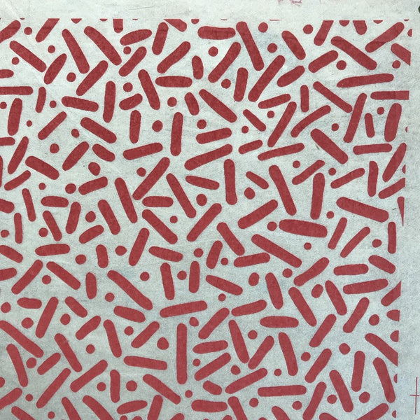 Sprinkles - Underglaze Transfer Sheet - You Choose Color