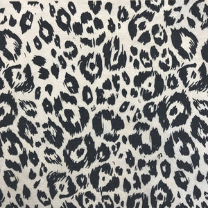 Cheetah Spots - Underglaze Transfer Sheet - You Choose Color