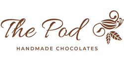 The Pod Handmade Chocolates - logo.