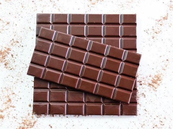 100g sugar free dark chocolate bar