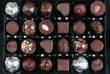 24 vegan chocolates selection box