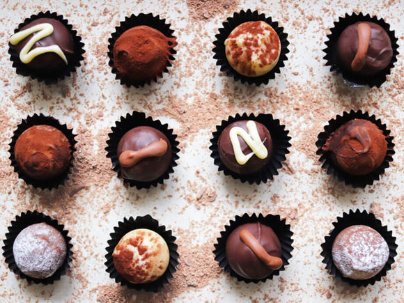 Tipsy Chocolate Truffle Selection