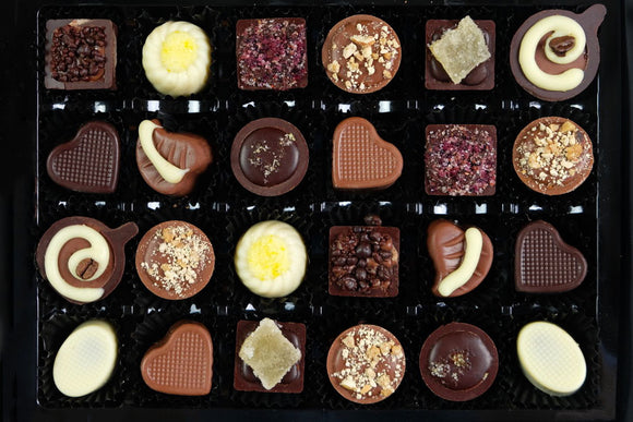 box of 24 longer lasting truffles
