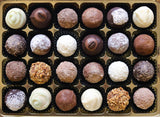 Favourites Chocolate Truffle Selection in a big gift box.
