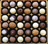 Favourites Chocolate Truffle Selection in a large gift box.