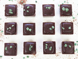Dark Chocolate Peppermint Creams by The Pod Chocolates.