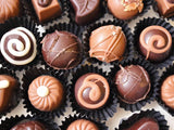 Sugar Free Chocolate Truffle Selection by The Pod Chocolates.