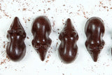 vegan chocolate praline mice