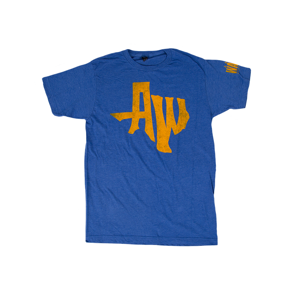 Royal Blue AW Tee