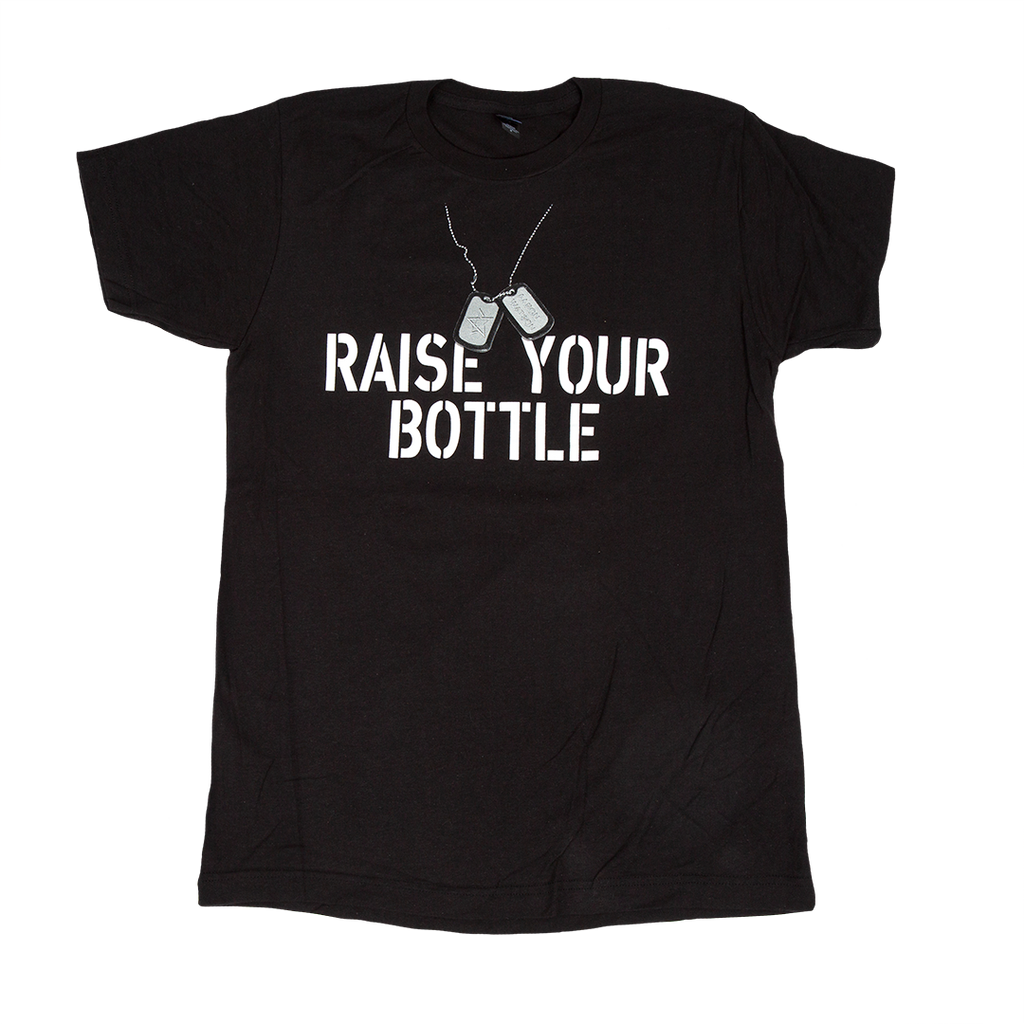 Raise Your Bottle Tee