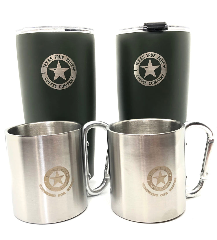 Tumbler, stainless steel cup family gift package.        FREE SHIPPING