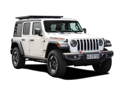 JEEP WRANGLER JL 4 DOOR (2017-CURRENT) 1/2 EXTREME ROOF RACK KIT - BY FRONT RUNNER