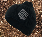OTG Fleece Lined Beanie BLACK