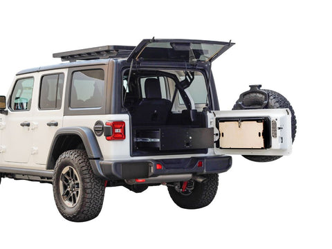 JEEP WRANGLER JLU (2017-CURRENT) DRAWER KIT - BY FRONT RUNNER