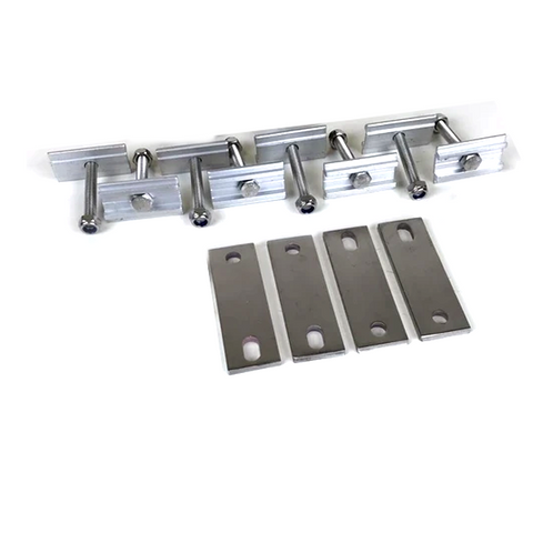 Universal Mounting Bracket Set.