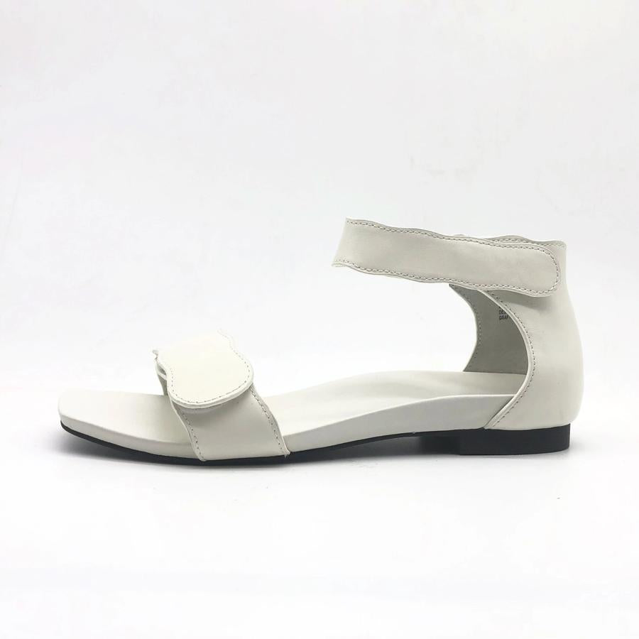 EMOII Beth - White Nappa Leather