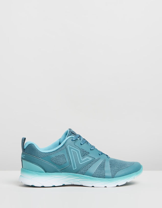 Vionic Miles Sneaker Turquoise