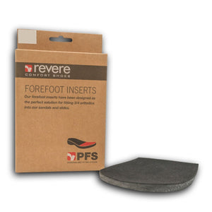 Revere Women's Forefoot Inserts